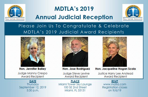 Miami Dade Trial Lawyers Association - Home